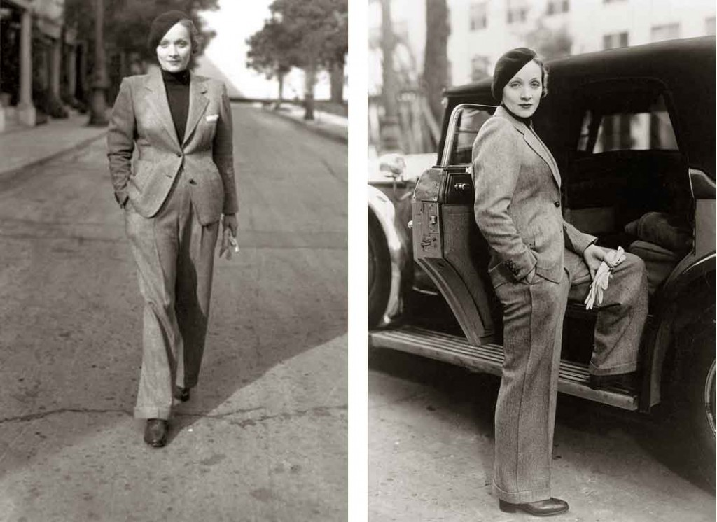 Marlene-Dietrich-Chanel-Suit-1933