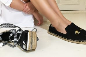 Spring shoes: Espadrilles