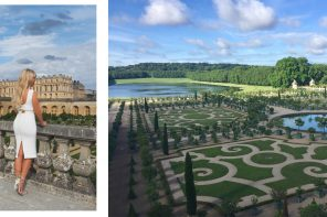 Summer in Versailles